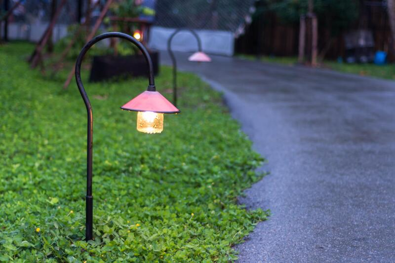 landscape lighting sandy hook